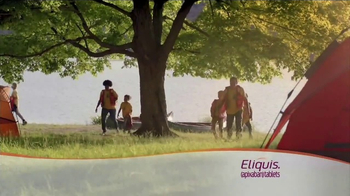 ELIQUIS TV Spot, 'DVT and PE Blood Clots: Camping' - Thumbnail 8