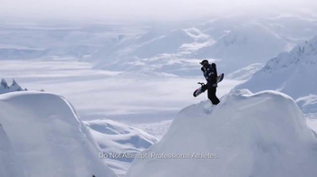 Red Bull TV Spot, 'World of Red Bull' Featuring Travis Rice - Thumbnail 2