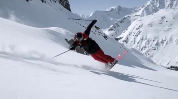 Red Bull TV Spot, 'World of Red Bull' Featuring Travis Rice - Thumbnail 8