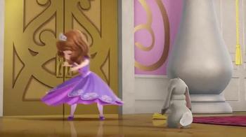 Magic Dancing Sofia the First Doll TV Spot, 'Disney Jr: An Enchanting Day' - Thumbnail 1