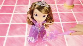 Magic Dancing Sofia the First Doll TV Spot, 'Disney Jr: An Enchanting Day' - Thumbnail 2