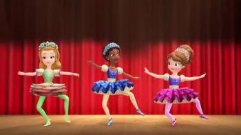 Magic Dancing Sofia the First Doll TV Spot, 'Disney Jr: An Enchanting Day' - Thumbnail 5
