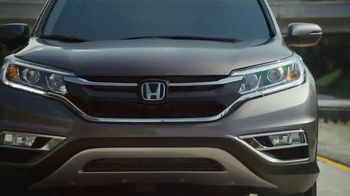 Honda CR-V TV Spot, 'Excitement' [T2] - 1 commercial airings