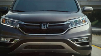Honda CR-V TV Spot, 'Excitement' [T2] - 1 commercial airings