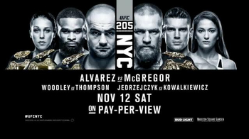 Pay-Per-View TV Spot, 'UFC 205: King of the Town' Song by Nas - Thumbnail 10
