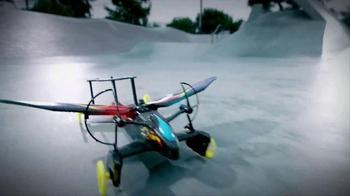 Hot Wheels Sky Shock RC TV Spot, 'Make It Epic' - Thumbnail 5