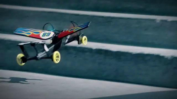 Hot Wheels Sky Shock RC TV Spot, 'Make It Epic' - 632 commercial airings
