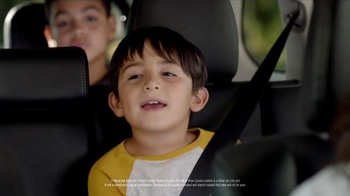 Mitsubishi Motors Holiday Sales Event TV Spot, 'I Spy: Commute' [T2]