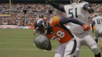 Old Spice Sweat Defense TV Spot, 'Be Harder' Featuring Von Miller - Thumbnail 4