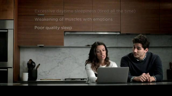 Narcolepsy Link TV Spot, 'Not Something I Can Control' - Thumbnail 5