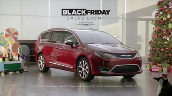 Chrysler Black Friday Sales Event TV Spot, 'PacifiKids: Stowing & Screens' Song by One Republic - Thumbnail 9