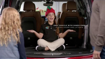 Chrysler Black Friday Sales Event TV Spot, 'PacifiKids: Stowing & Screens' Song by One Republic - Thumbnail 4