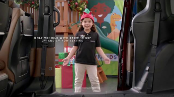Chrysler Black Friday Sales Event TV Spot, 'PacifiKids: Stowing & Screens' Song by One Republic - Thumbnail 7