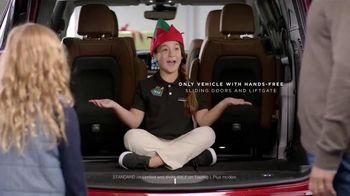 Chrysler Black Friday Sales Event TV Spot, 'PacifiKids: Stowing & Screens' Song by One Republic - 1389 commercial airings