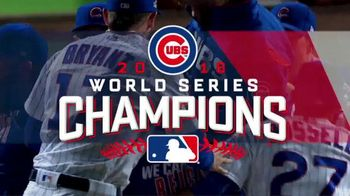 MLB Shop TV Spot, 'Cubs World Series Champions' Song by OneRepublic