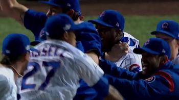 MLB Shop TV Spot, 'Cubs World Series Champions' Song by OneRepublic - Thumbnail 1