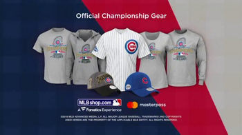 MLB Shop TV Spot, 'Cubs World Series Champions' Song by OneRepublic - Thumbnail 10