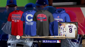 MLB Shop TV Spot, 'Cubs World Series Champions' Song by OneRepublic - Thumbnail 3