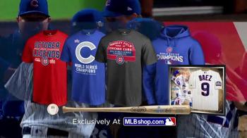 MLB Shop TV Spot, 'Cubs World Series Champions' Song by OneRepublic - Thumbnail 3