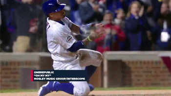 MLB Shop TV Spot, 'Cubs World Series Champions' Song by OneRepublic - Thumbnail 4