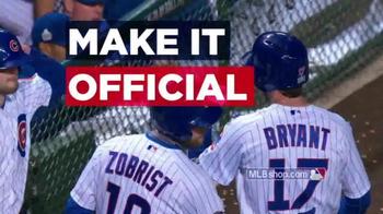 MLB Shop TV Spot, 'Cubs World Series Champions' Song by OneRepublic - Thumbnail 7