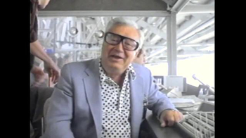 Budweiser TV Spot, 'Cub Fan, Bud Man' Featuring Harry Caray - 1 commercial airings