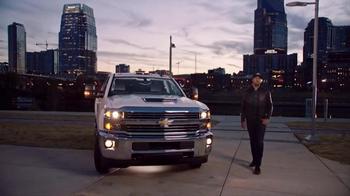 Chevrolet Silverado TV Spot, '2016 CMA Awards' Ft. Luke Bryan, Old Dominion - Thumbnail 1