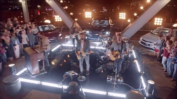 Chevrolet Silverado TV Spot, '2016 CMA Awards' Ft. Luke Bryan, Old Dominion