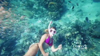 Cayman Islands Department of Tourism TV Spot, 'Snorkeling Connections'