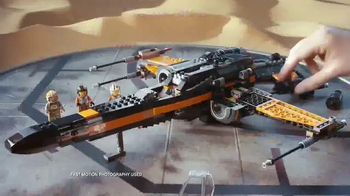 LEGO Star Wars The Force Awakens TV Spot, 'Climb Aboard'