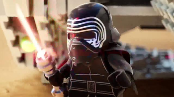 LEGO Star Wars The Force Awakens TV Spot, 'Climb Aboard' - Thumbnail 5