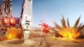 LEGO Star Wars The Force Awakens TV Spot, 'Climb Aboard' - Thumbnail 6