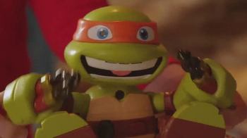 Teenage Mutant Ninja Turtles Talk-to-Me Mikey TV Spot, 'Chat' - 335 commercial airings