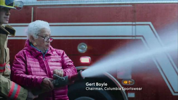 Columbia Sportswear TV Spot, 'Fire Drill'