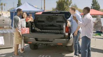 Honda Ridgeline TV Spot, 'ESPN: Cooler' Featuring Danny Kanell [T1] - 2 commercial airings