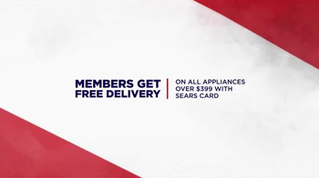 Sears Veterans Day Appliance Event TV Spot, 'Hot Buys' - Thumbnail 7