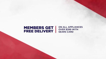 Sears Veterans Day Appliance Event TV Spot, 'Hot Buys' - Thumbnail 8