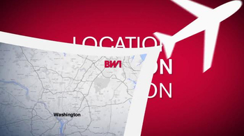 Visit Maryland TV Spot, 'The Hotels At BWI'