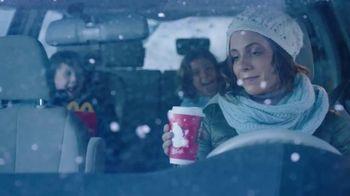 McDonald's McCafé Peppermint Mocha TV Spot, 'Yay!'