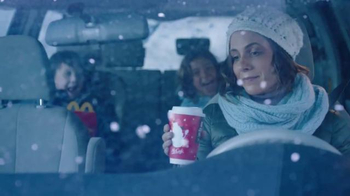 McDonald's McCafé Peppermint Mocha TV Spot, 'Yay!'