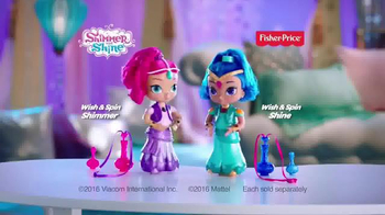 Shimmer and Shine Wish & Spin TV Spot, 'Wishes' - Thumbnail 9