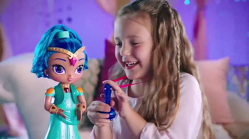 Shimmer and Shine Wish & Spin TV Spot, 'Wishes' - Thumbnail 6
