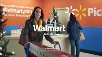 Walmart TV Spot, 'Los sueños de tu familia están en tus manos' [Spanish] - Thumbnail 10