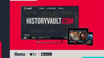 History Vault TV Spot, 'Unlock the Vault' - Thumbnail 8