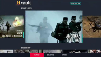 History Vault TV Spot, 'Unlock the Vault' - Thumbnail 4
