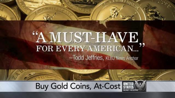 U.S. Money Reserve TV Spot, 'Pearl Harbor Solid Gold Coin' - Thumbnail 3