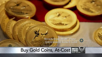 U.S. Money Reserve TV Spot, 'Pearl Harbor Solid Gold Coin' - Thumbnail 6