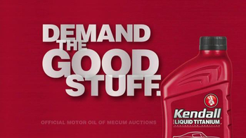 Kendall Liquid Titanium Motor Oil TV Spot, 'Demand the Good Stuff' - Thumbnail 9