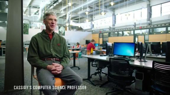 Iowa State University TV Spot, 'Cassidy's Adventure' - Thumbnail 2