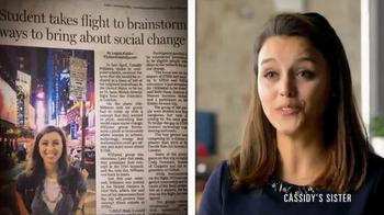 Iowa State University TV Spot, 'Cassidy's Adventure' - Thumbnail 5
